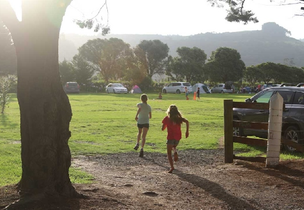 One-Night Stay on a Powered or Non-Powered Tent or Camper Van Site for Two People - Option for Five Nights