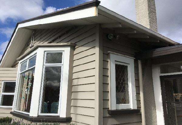 Exterior House Makeover & Maintenance Package for a Three-Bedroom Single-Storey House - Options for up to a Five-Bedroom House
