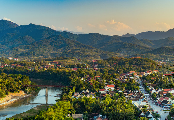 Per-Person Twin-Share Five-Night Lively Laos Tour incl. Transfers, Transport, Sightseeing, English Speaking Guide & More