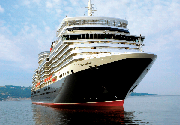 Per-Person, Twin-Share, Four-Night, Five-Star, Accommodation & Cruise Package on QE2 from Melbourne to Sydney in an Interior Room incl. Flights & More - Option for Obstructed Oceanview or Balcony Room