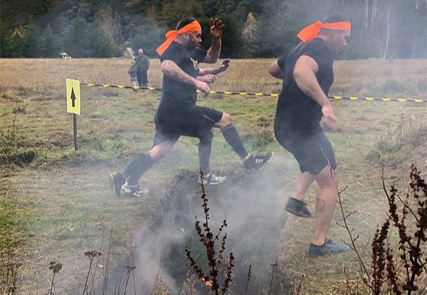 Early Bird Individual Entry to Mountain Valley's Annual Mud & Guts Challenge on 2nd June 2019 - Option for a Team of Five Entry