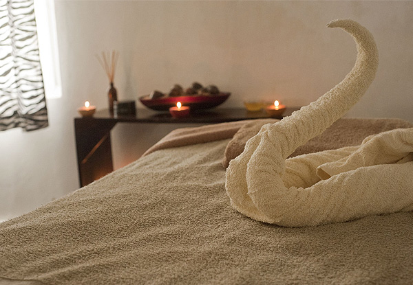 60-Minute Relaxation Massage - Options for Deep Tissue, Thai, Chinese or Lomi Lomi Massage