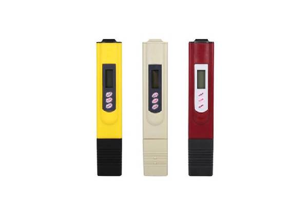 Digital Water Quality Testing Pen - Available in Three Colours with Free Delivery