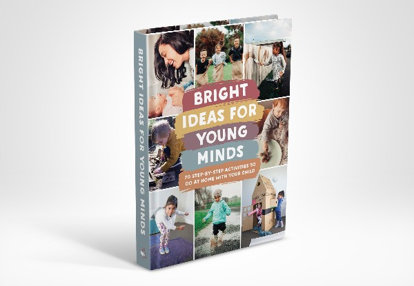 Bright Ideas for Young Minds Hardcover Book