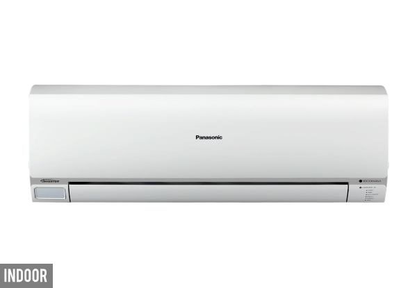 Panasonic AERO Series Heat Pump/Air Conditioner Unit Range incl. Auckland Installation & Five-Year Warranty - Eight Options Available