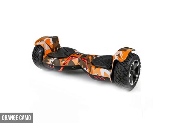 8.5-Inch Hoverboard - Three Colours Available