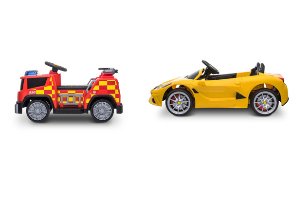 Kids Ride-On Car - Two Styles Available
