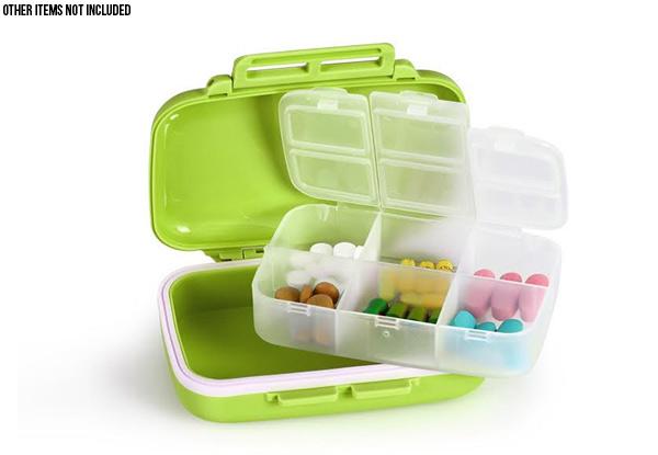 Pill Organiser Box Grabone Nz