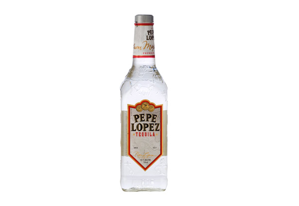 Pepe Lopez Tequila Silver
