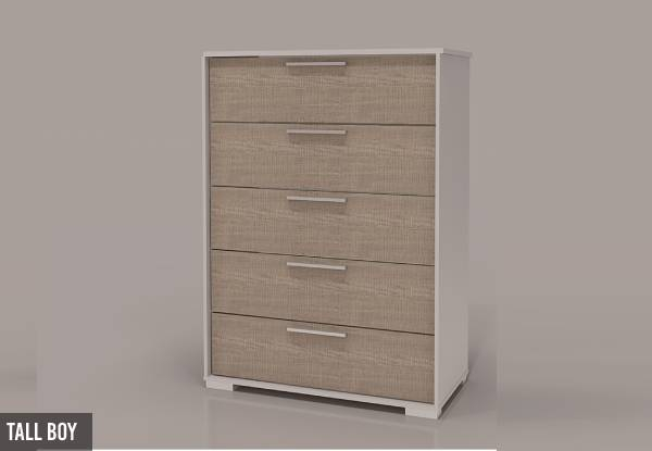 Brooklyn Furniture Range - Four Styles & Two Colours Available