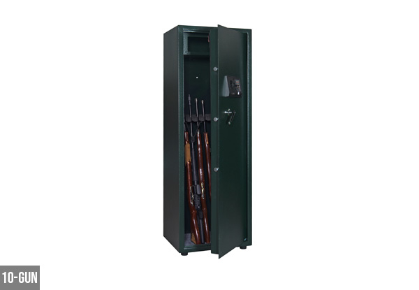 Heavy Duty Gun Safe - Four Sizes Available