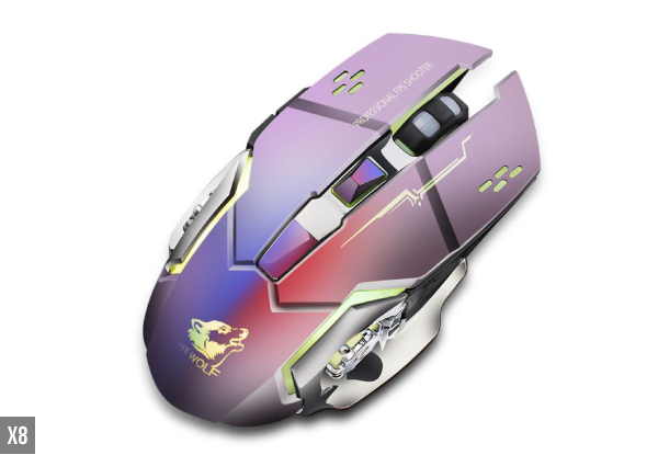 Mechanical Gaming Mouse - Two Styles Available