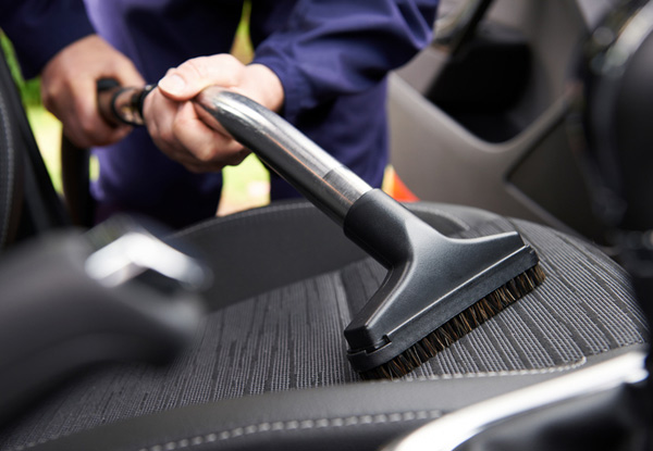 Mobile Car Cleaning Valet Service - Five Options Available