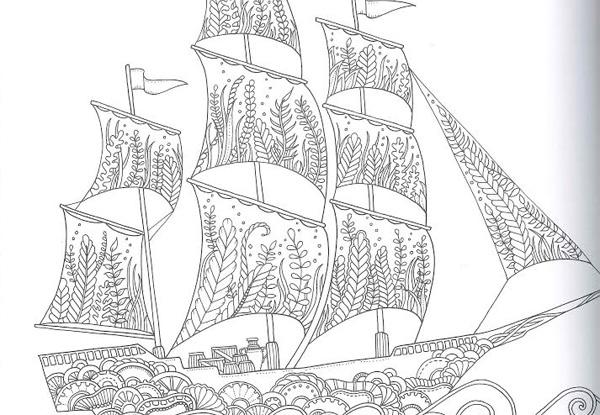 20 For Johanna Basfords Latest Colouring Book Lost Ocean