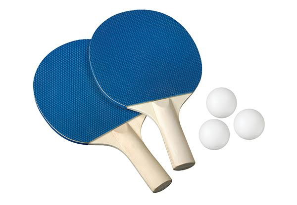 Retractable Table Tennis Set