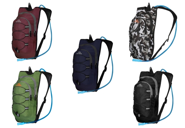 Beyond Wanaka 2L Hydration Pack - Five Colours Available