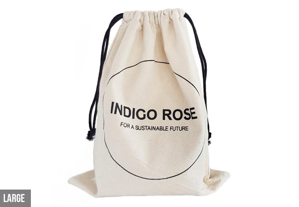 Pack of Four Eco-Friendly Produce Bags - Three Sizes & a Bundle Available