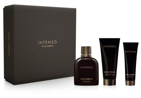 Three-Piece Dolce   Gabbana Intenso Gift Set 2e2146b327e0
