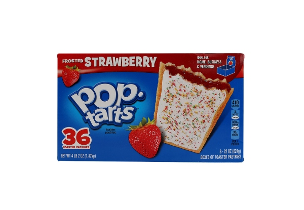 36-Pack of Pop Tarts - Two Flavours Available