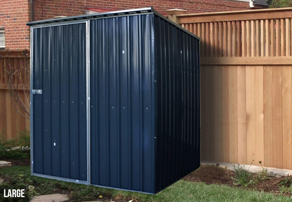 Heavy Duty Garden Shed GrabOne NZ