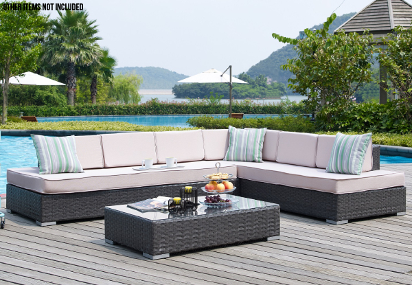 Marbella Outdoor Lounge
