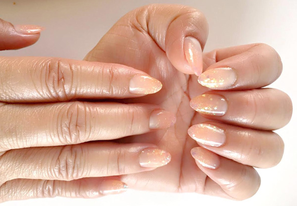 Acrylic Nails - Options for a Regular Colour, French Tips or Gel Polish