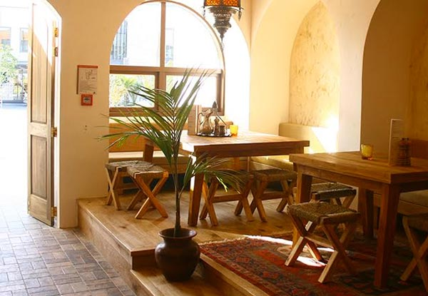 NorthWest Mediterranean Lunch for Two People incl. Two Mains & Two Glasses of House Wine or House Beer - Options for up to Six People