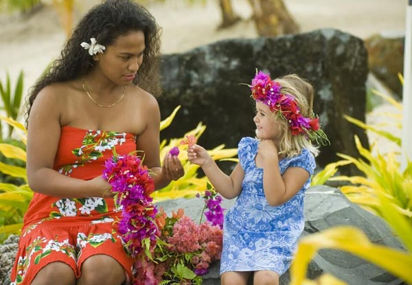 Per-Person Twin-Share for a Five-Night Rarotonga Package at Edgewater Resort & Spa, Rarotonga in a Beachfront Deluxe Suite incl. Wifi, Breakfast and $100 Food & Beverage Credit - Option to Bring Children