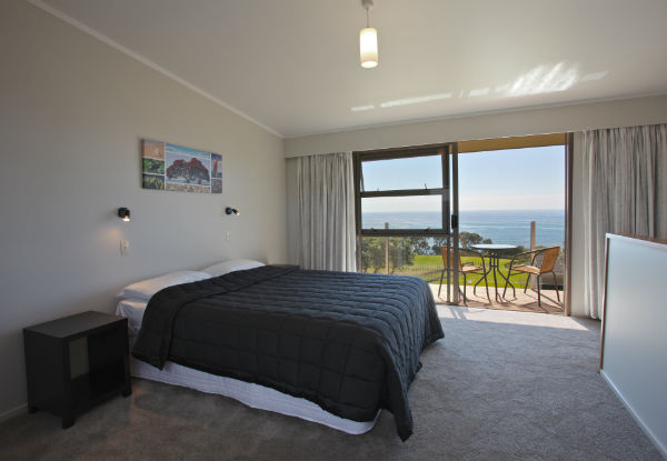 Two-Night Tutukaka Apartment Stay for Two People - Options for Three-Night Stay, Two Apartment Categories & Four-People
