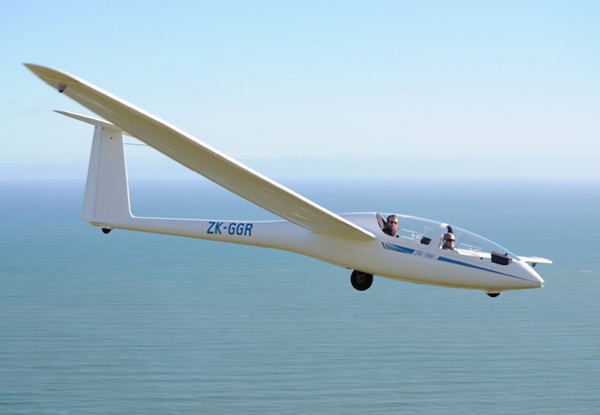 25- to 40-Minute Introductory Gliding Instructional Experience incl. Short-Term Membership - Option for a Full-Day Course