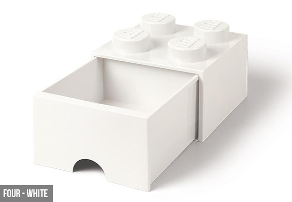 Lego Storage Brick Drawer - Available in Two Styles