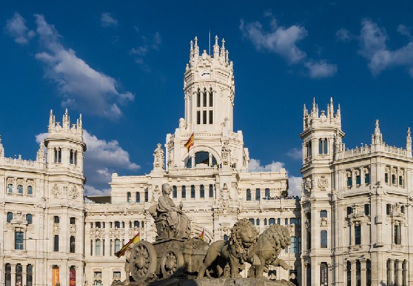 Per-Person, Twin-Share Eight-Night Highlights of Spain & Portugal Coach Tour incl. Hotel Accommodation & 12 Experiences