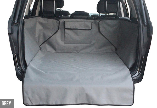Pet Vehicle Cargo Cover - Two Colours Available with Free Delivery