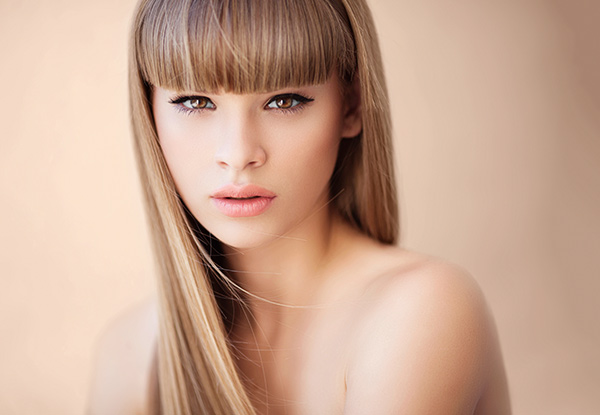 Style Me Hair Package - Option for a Colour Up Hair Package - Valid from 7th January