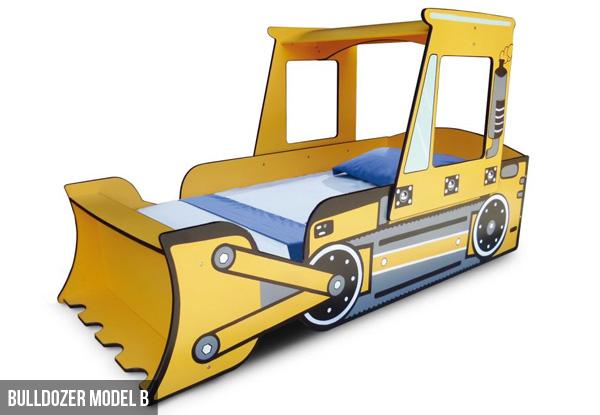 Childrens Car Bed Frame Grabone Nz