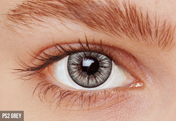 Cosmetic Coloured Contact Lens - Eight Styles Available