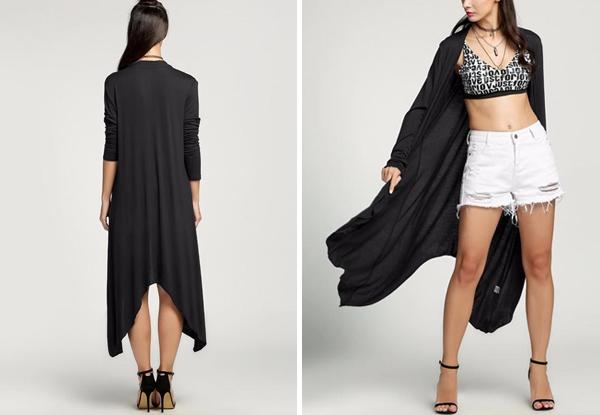 Kimono Cardigan 9 Colours • GrabOne NZ