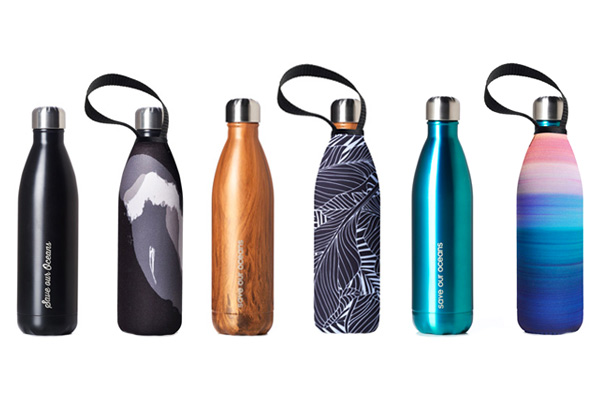 BBBYO 750ml Future Bottle with Carry Cover - Ten Styles Available
