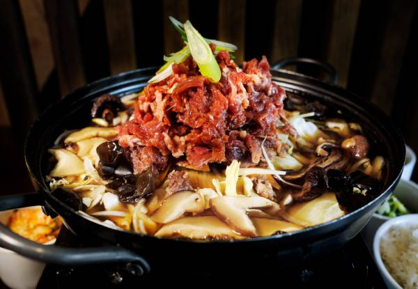 $50 Korean Food & Beverage Voucher for Two People