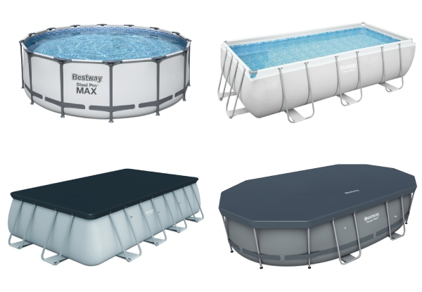 Bestway Pool Range - Four Options Available