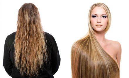keratin hair styles images