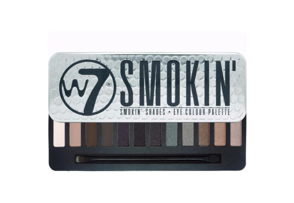W7 Eye Colour Palette & Colour Me Nude Palette - Six Options Available
