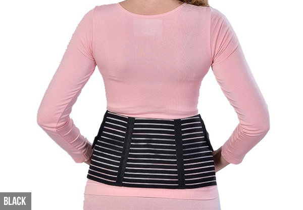 Maternity Support Belt - Five Sizes & Two Colours Available