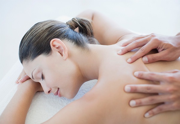 60-Minute Massage incl. Foot Massage - Option for Facial or Eyelash Extension with Brow Tint