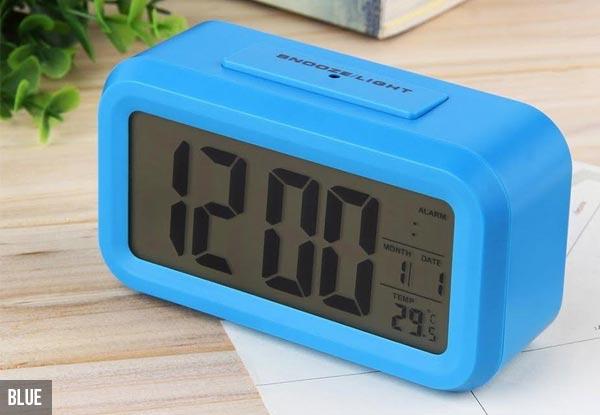 digital alarm clock grabone nz. Black Bedroom Furniture Sets. Home Design Ideas