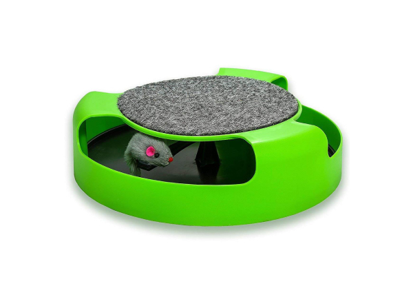 Cat Interactive Scratching Toy