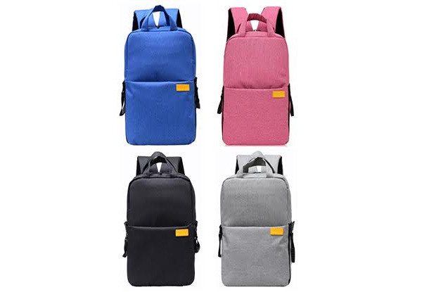 Water-Resistant SLR/DSLR Camera Backpack - Four Colours Available