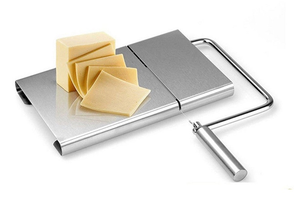 Stainless Steel Cheese Slicer with Free Delivery