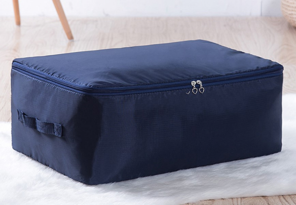 Blanket Storage Bag - Three Sizes & Six Colours Available with Free Delivery