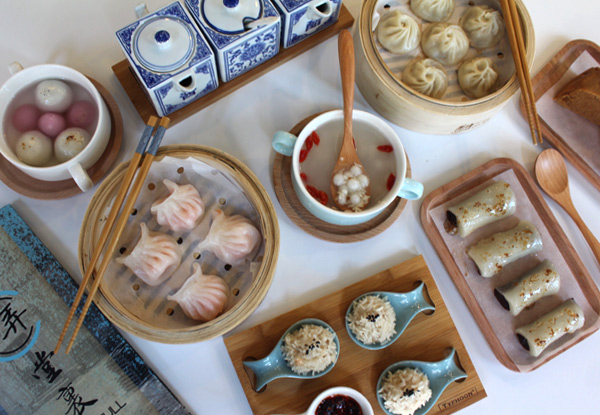 Any Five Dim Sum Plates for Two People